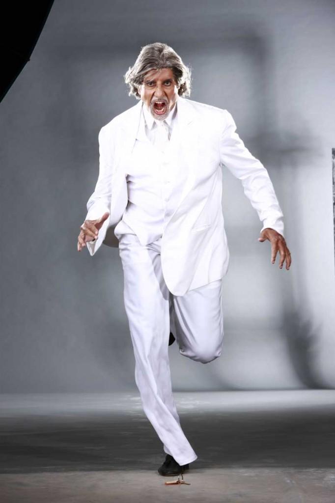 Amitabh Bachchan dans