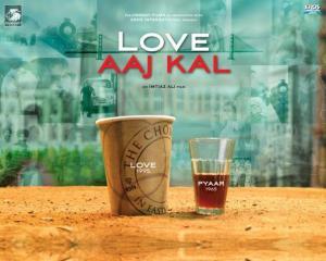 love-aaj-kal new poster