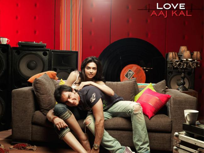 Image result for love aaj kal poster