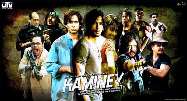 kaminey cast