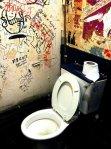 toilet graffitti