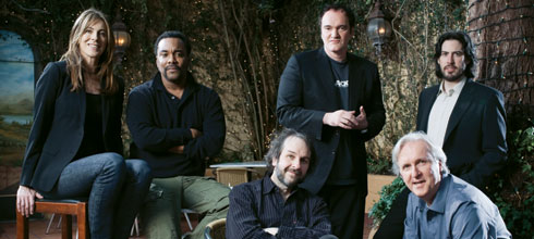 VOTD : Directors Roundtable with Quentin Tarantino, Peter