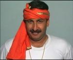 Manoj Tiwari - Bhojpuri Superstar. Claim To Fame - Linked to Shweta Tiwari