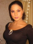 Veena Malik - Actress. Claim To fame - Motormouth ex-girlfriend of Pakistani cricketer Md. Asif. Drama queen.