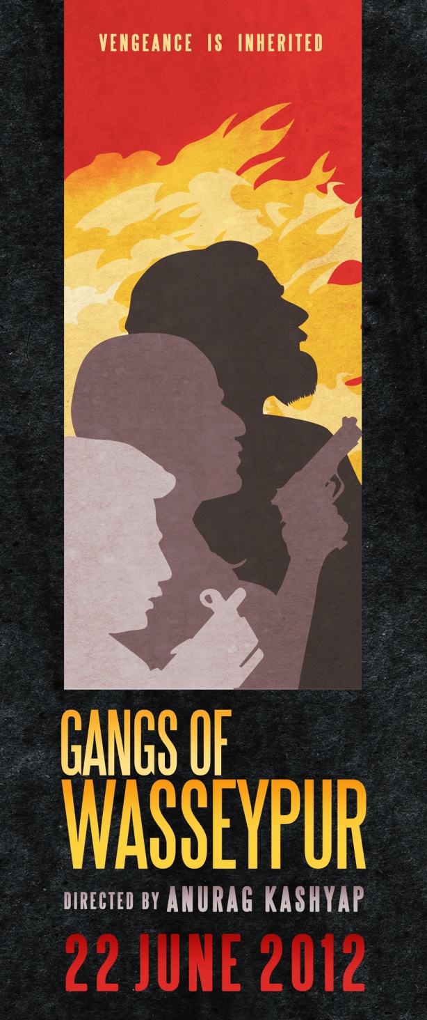 Gangs OF Wasseypur by Vijesh Rajan
