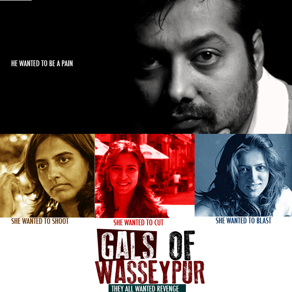 Gals Of Wasseypur