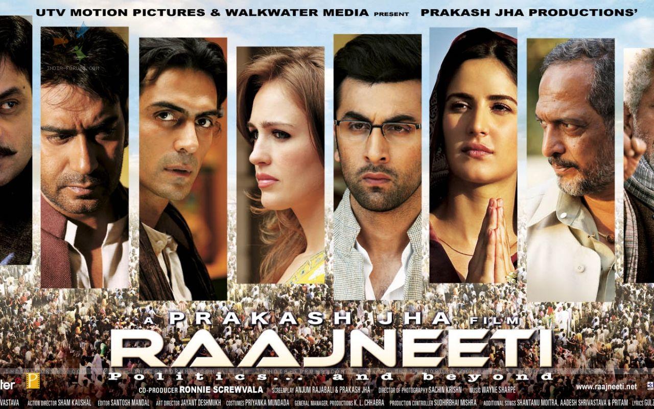 Image result for raajneeti poster