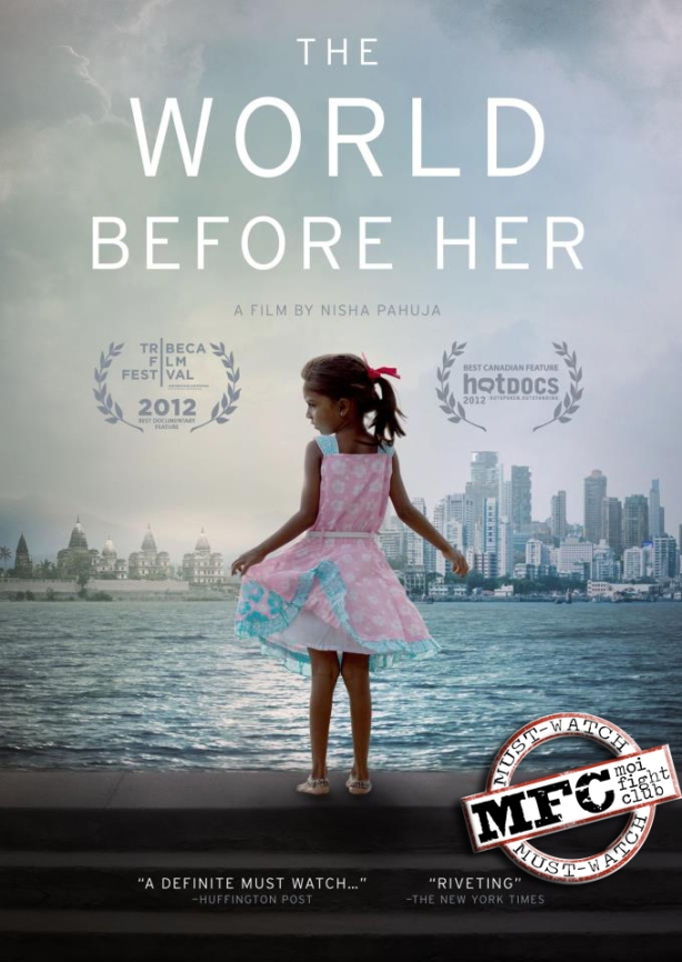 The World Before Her copy
