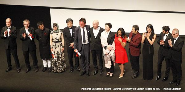 Neeraj with Jury & other winners