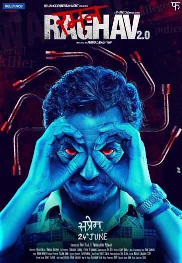 Raman Raghav Poster