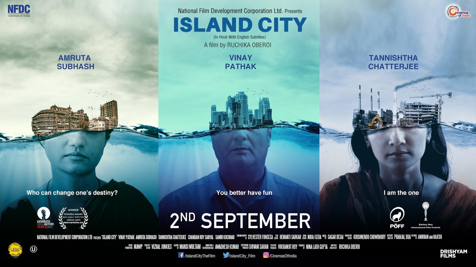 Island City Ruchika Oberoi Trailer