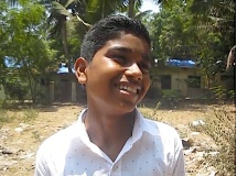 Abhishek's auditio