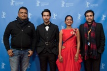 Manish Mundra, Rajkummar Rao, Anjali Patil, Pankaj Tripathi