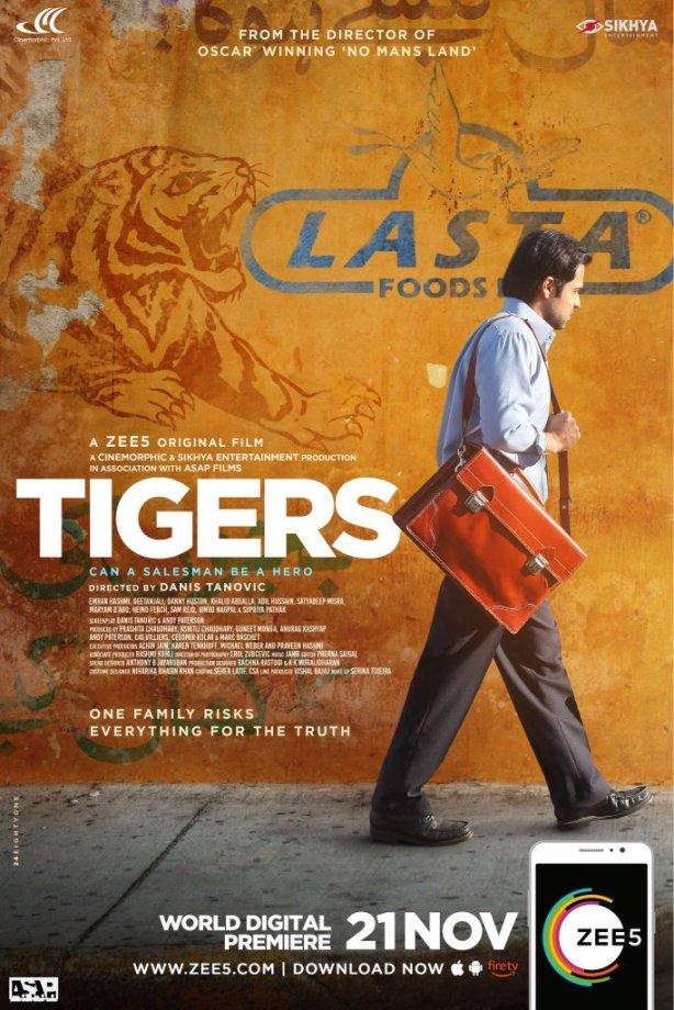 Danis Tanovic's Tigers Premiering on Zee5   F i g h t C l u b